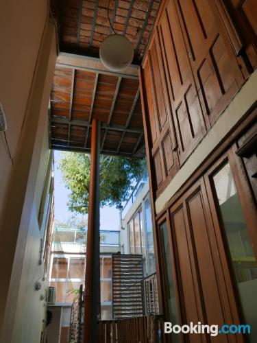 Apartamento con conexión a internet. ¡Aire acondicionado!