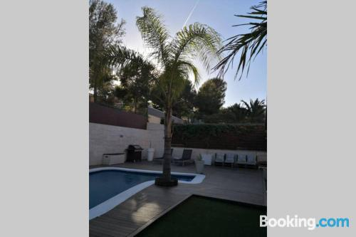 Apartment in Tarragona with wifi and terrace.