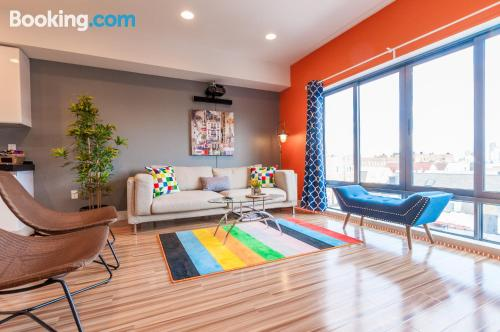 Apartment in Weehawken. Ideal!