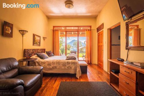 Apartamento con conexión a internet en Santa Cruz La Laguna