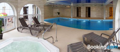 Apartamento con piscina en buena ubicación de Niechorze