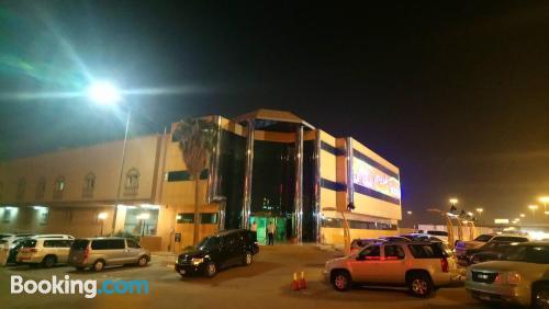 Apartamento en Riad con terraza y internet