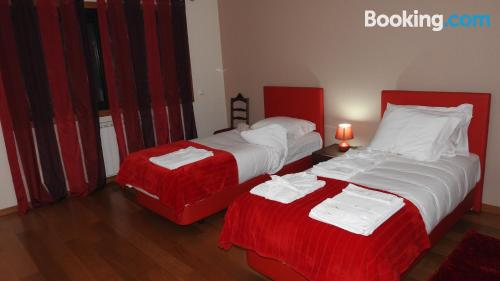 Home for 2 in Caminha with heat and wifi