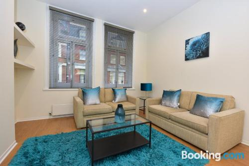 Home for 2 in London. Great!