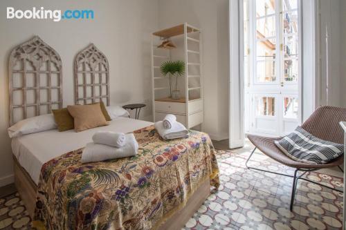 Amplio apartamento en centro en Cádiz.