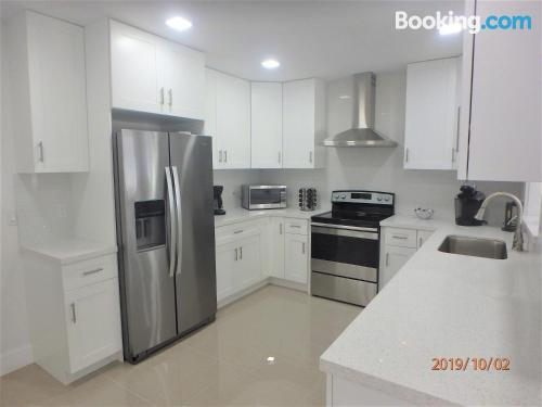 Two bedrooms home in Miami.
