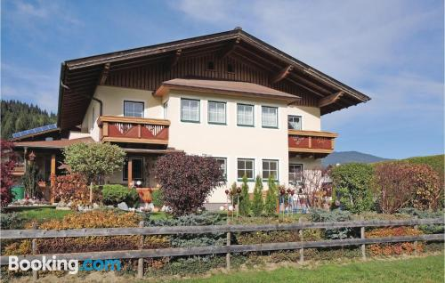 Apartment in Flachau with 2 rooms