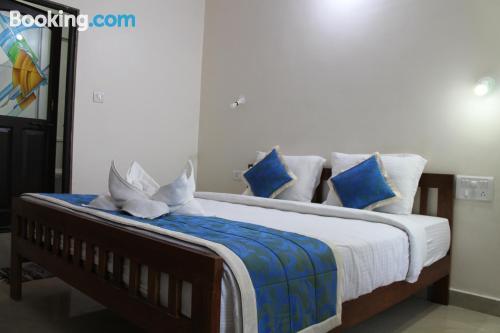 Pequeño apartamento en Baga, bien ubicado