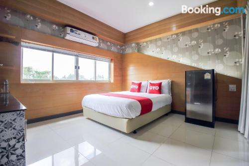 Experience in Bangkok. Sleeps two.