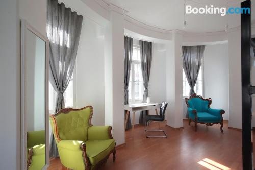 Homey apartment for 2. Enjoy your terrace