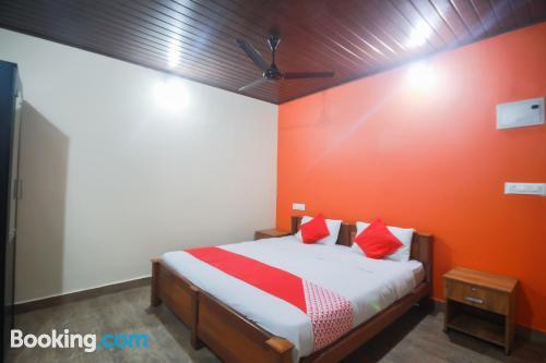 Pequeño apartamento en Madikeri.