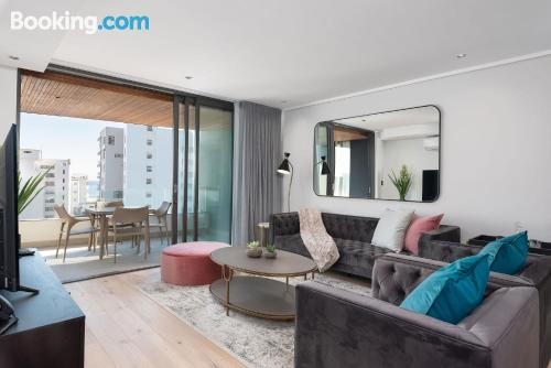 Spacious home in Cape Town. 65m2.