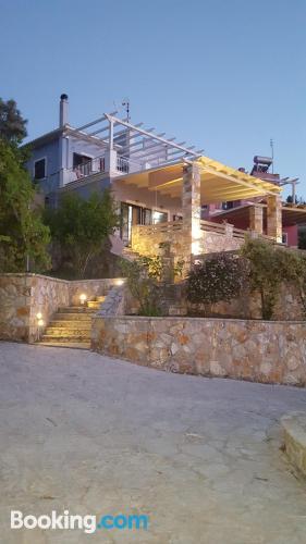 Apartamento perfecto con terraza