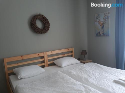 Apartamento céntrico en Balatonkenese.