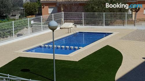 Stay in Sant Jaume d'Enveja. 55m2!