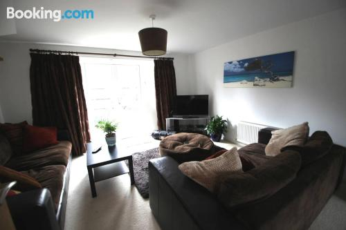 3 bedroom place. Lymm experience!