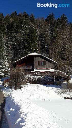 Apartamento de tres habitaciones en Altaussee