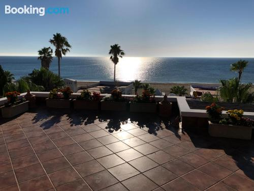 One bedroom apartment place in Fnidek ideal for families.