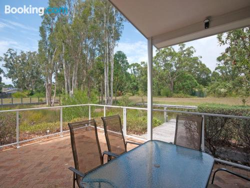 Ideal apartment in Tea Gardens.