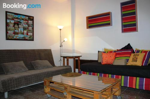 One bedroom apartment place in Barcelona. 65m2!.