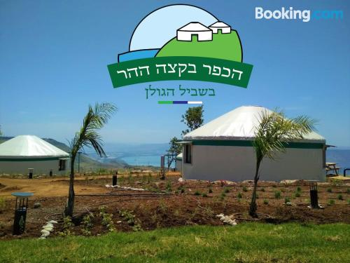 Apartment for six or more in Giv'at Yo'av.