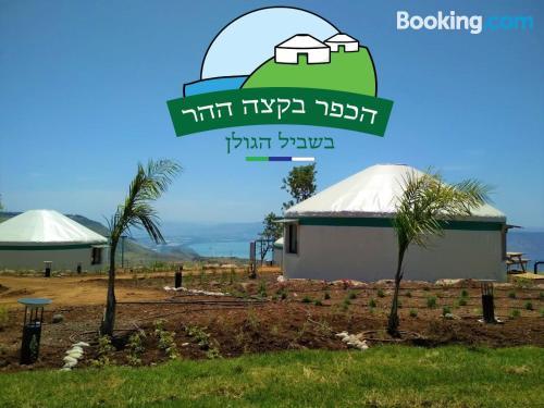 Apartamento apto para familias en Giv'at Yo'av