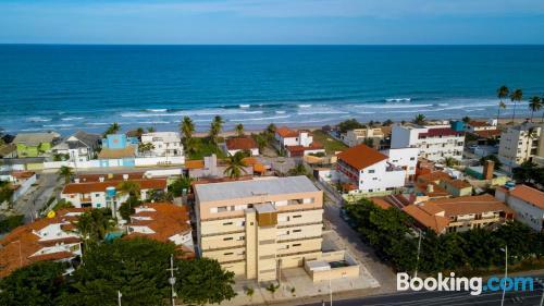 Apartamento con aire acondicionado en Porto de Galinhas.