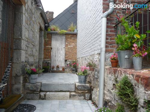 Spacious home in Dinant in incredible location