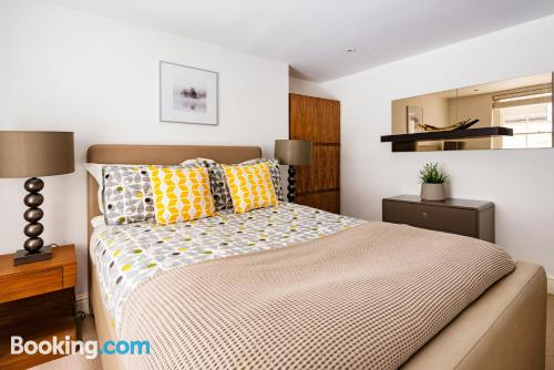 Home in London for two people