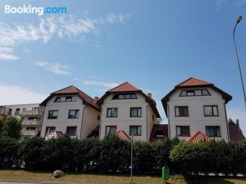 One bedroom apartment in Hel. Amazing location!