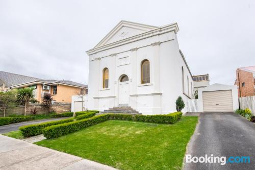 Warrnambool apartment with terrace.