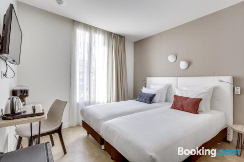 Place in Courbevoie for two people
