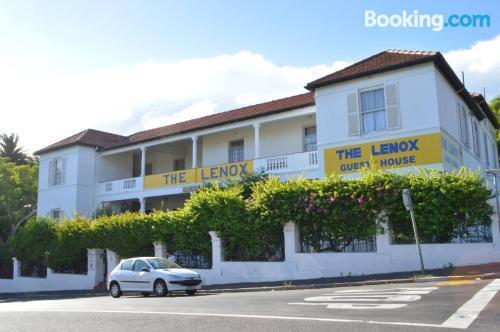 Apartamento de 25m2 en Ciudad del Cabo con internet