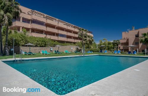 Apartamento de 95m2 en Manilva con piscina