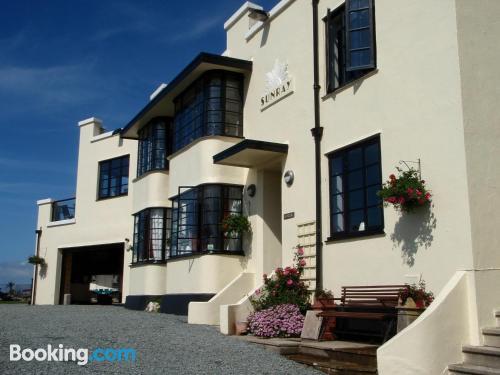 Apartamento acogedor en Barmouth con terraza