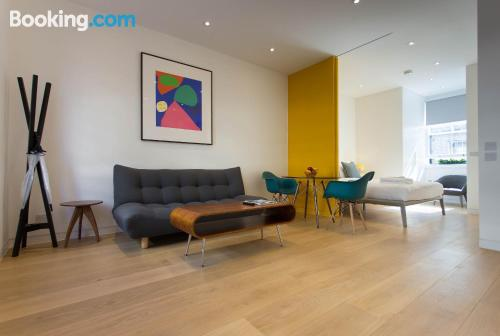 Ideal one bedroom apartment in London.