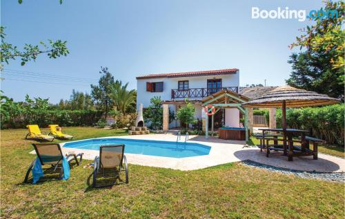 Two-Bedroom Holiday Home in Pomos