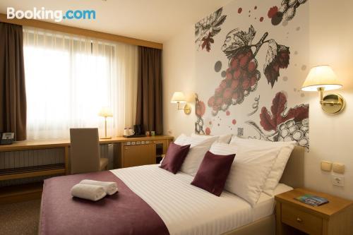 Apartamento pequeño en Maribor con wifi y vistas