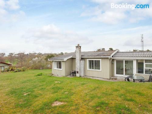 Two bedroom home. Gilleleje at your hands!
