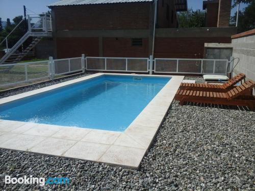Home with wifi. Enjoy your swimming pool in Mina Clavero!