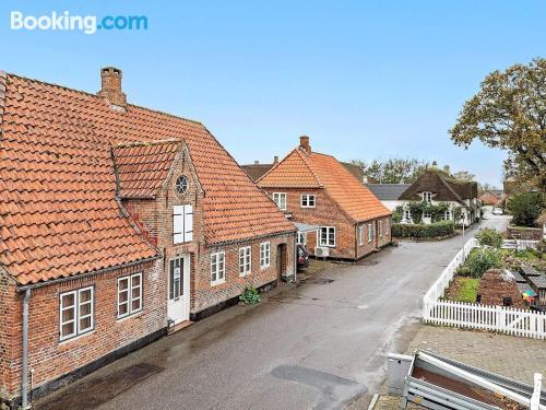 Apartamento de 110m2 en Højer con vistas.