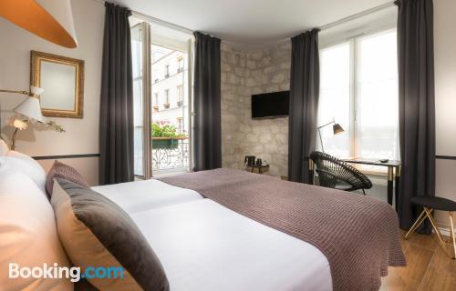Petite apartment in superb location