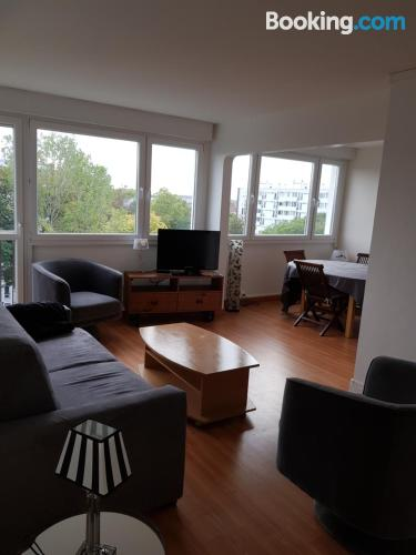 80m2 apartment in Lille. Huge!.