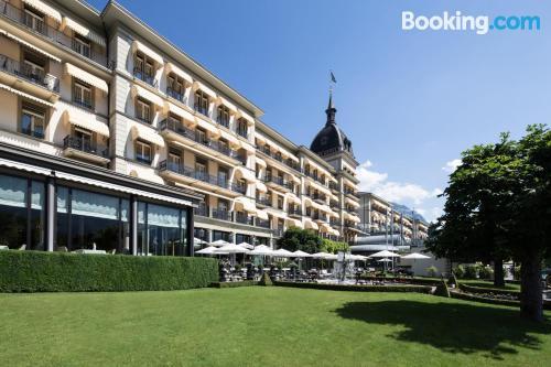 Apartamento en Interlaken ¡Con terraza!