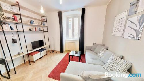 Apartamento de 60m2 en Trieste. Ideal para familias.