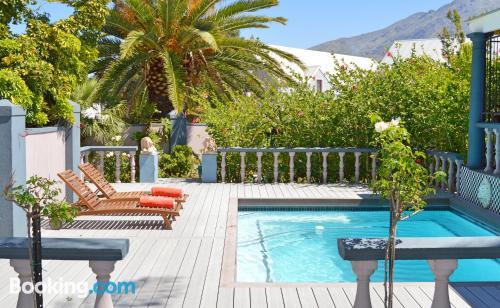 Apartamento en Franschhoek con piscina