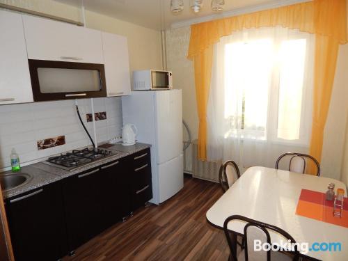 Apartamento de 40m2 en Vitebsk con internet