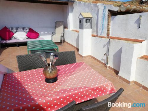 Apartment with terrace in amazing location of El Perelló
