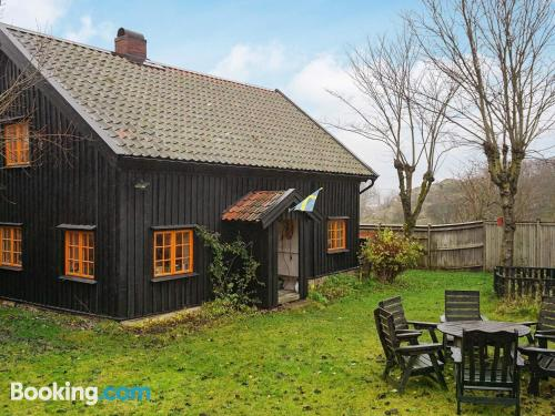 Place for six or more in Hamburgsund.
