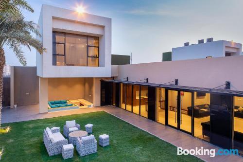 Apartamento con piscina y aire acondicionado. ¡45m2!.